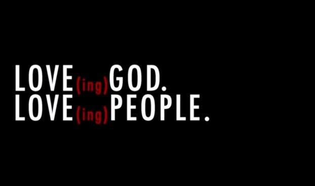 Love (ing) God. Love (ing) People. Series at CFC