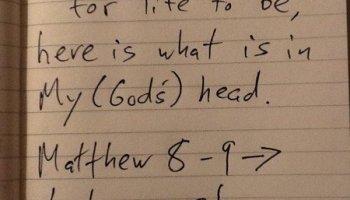 summary of Matthew 5-7 then 8-9