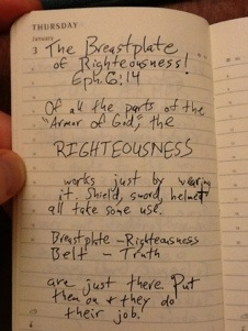 The Armor That Just Works – Breastplate of Righteousness