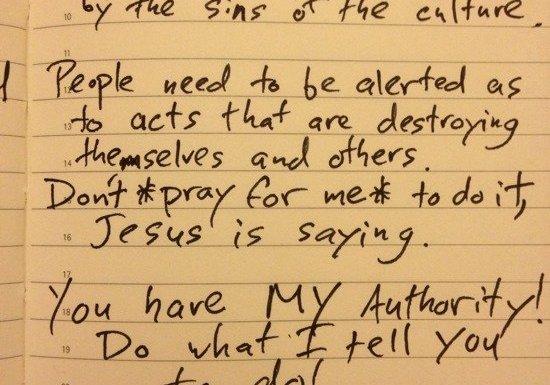 Jesus Bestows Authority On Purpose
