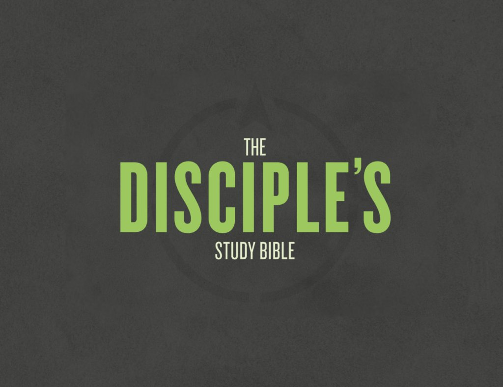 CSB Disciple's Study Bible