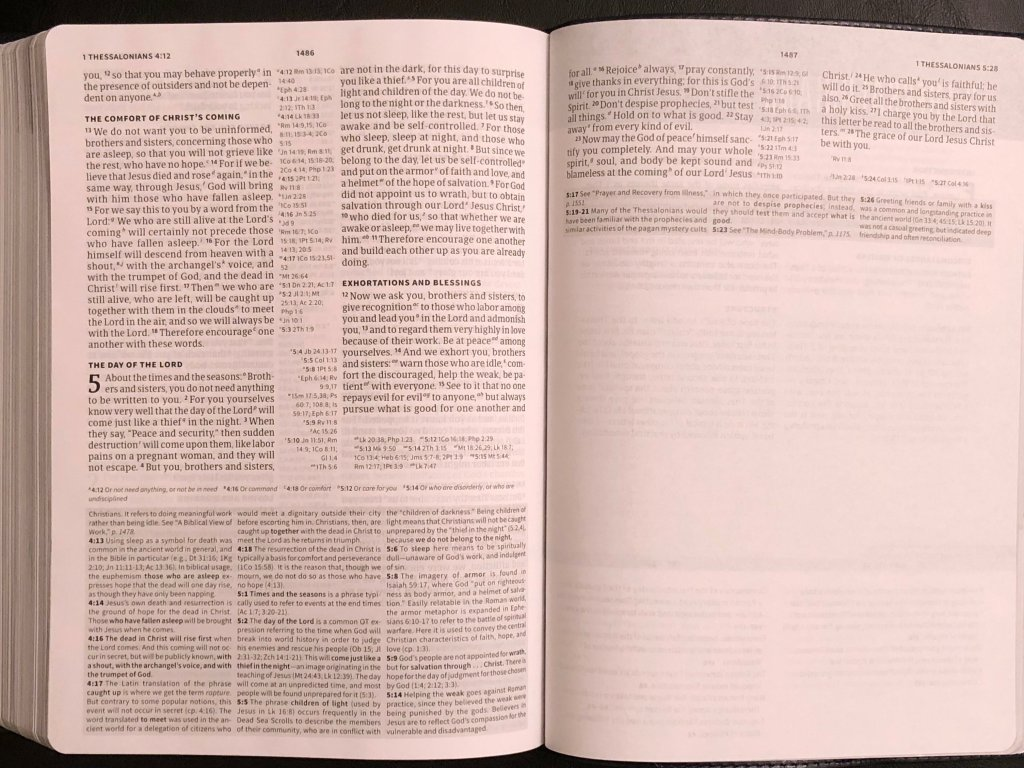 Study notes in the Worldview Study Bible