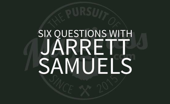 Six Questions with Jarrett Samuels
