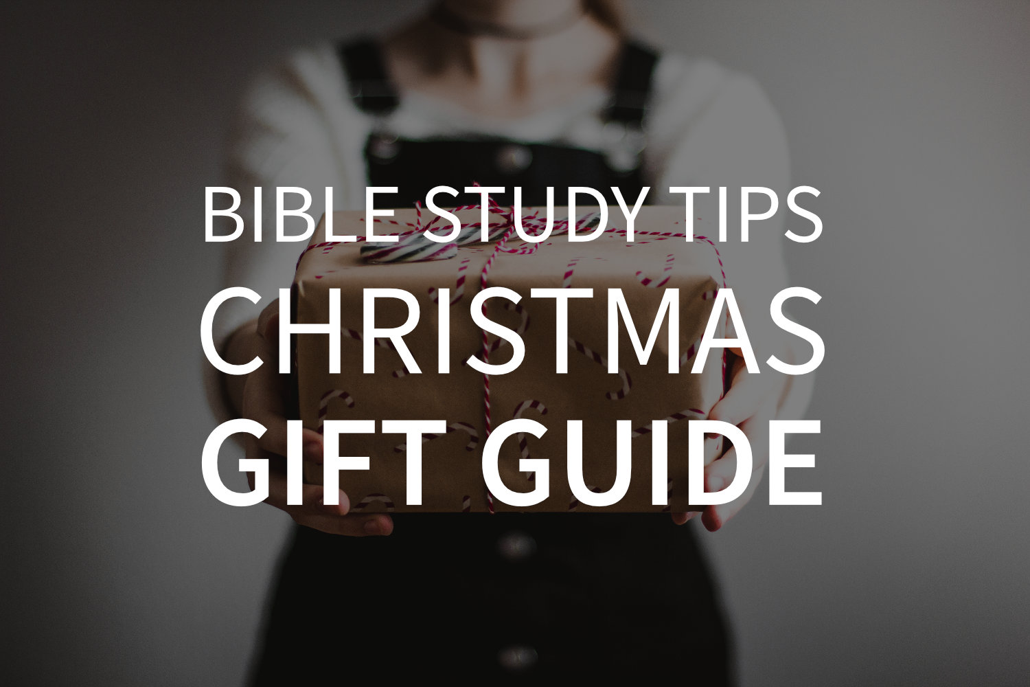 Bible Study Tips Christmas Gift Guide