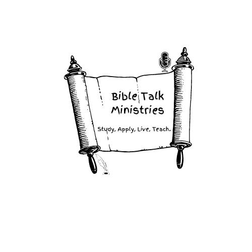 Bible talk ministries Logo