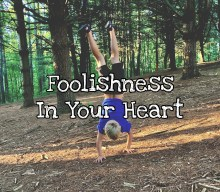 KIDScast#90 There Is Foolishness In Your Heart