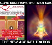SAL#103 Coca-Cola Promotes Tarot Cards | The New Age Infiltration