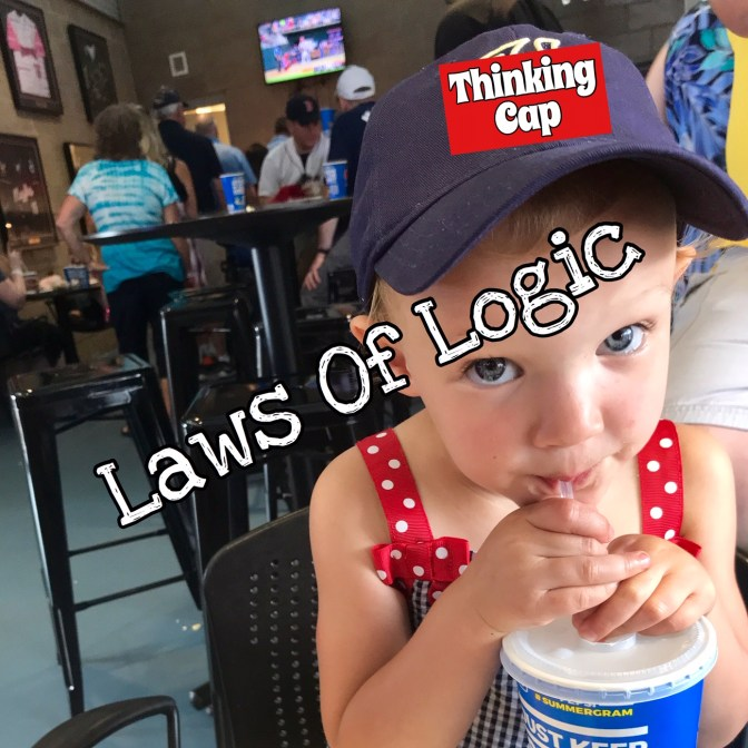 KIDScast#45 Laws Of Logic