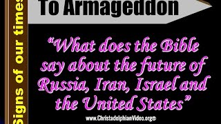 What Does the Bible Say about Russia, Iran, Israel and the USA - End Times Prophecies
