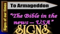 the bible in the news usa