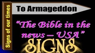 Where does the USA fit into Bible Prophecy?