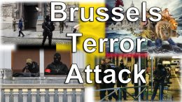 Special Late Edition *News Update*: Brussels Terror Attacks - Isis will not Defeat Europe.