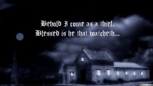 'Behold I come as a thief. Blessed is he that watcheth!'' Kent Prophecy Day 2016