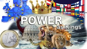 Bible in the News: Power as Kings:  What next for Europe?