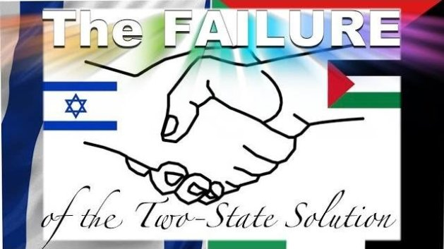 The Failure of the Two-State Solution