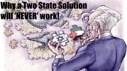 Why a Two State Solution will NEVER work; Israel: God's Land and People Video post