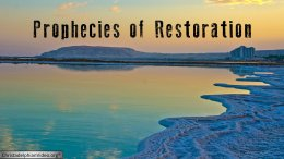 Prophecies Of Restoration - Ezekiel 3 Part Video Bible Study
