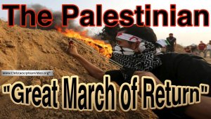 What have ye to do with me, coasts of Palestine? The Palestinian: Great March of Return  Bible in the News Video Post