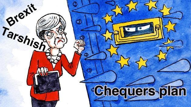 Tarshish, Brexit and the Chequers plan: