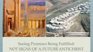 SIGNS OF A FUTURE ANTICHRIST!! The Danger of Misinterpreted Prophecy