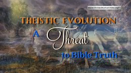 Theistic Evolution - Hub Page