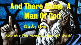 Who Was The Nameless Man of God? 6 Videos