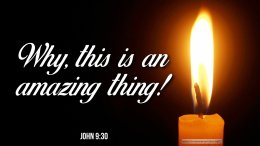 """Thought for October 17th. """"WHY THIS IS AN AMAZING THING"""""""