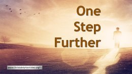 One Step Further - 4 Videos