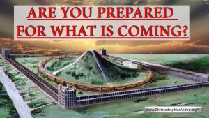 Are you Prepared for what is coming?