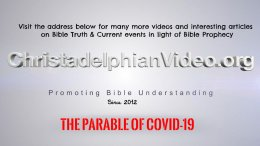 The Parable of Covid 19