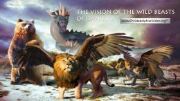 Daniel: The Vision of Wild Animals