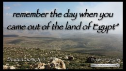 """Daily Readings & Thought for April 29th.  """"REMEMBER THE DAY"""""""