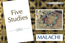 Malachi: Bible Study Series 5 Videos