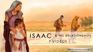 Isaac & his relationships - 3 Videos