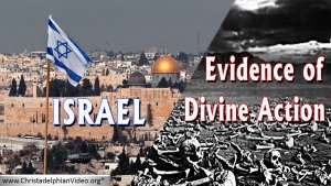 Israel Evidence of divine action
