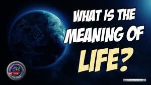 What is the Meaning of Life? A Christadelphian Facebook Live Video Event: