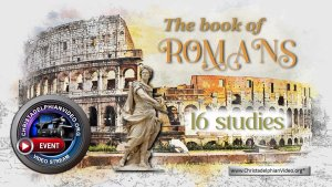 The book of Romans: *LIVE* Video Online Study Classes Mondays @19.45- John Owen