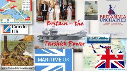 Britain the Tarshish power!