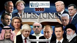 Milestones Bible Prophecy Update Oct 2020