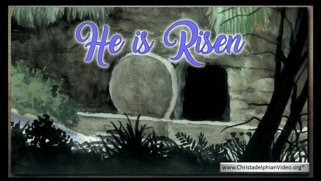 Bible Stories for Children - He is Risen