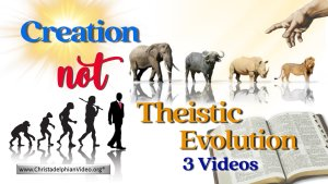 Creation Day 2020 - Countering Theistic Evolution