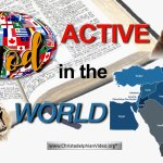 Stop & Think:  Is God…. Active in the World?