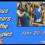 Bible Stories for Children – Jesus appears to the disciples