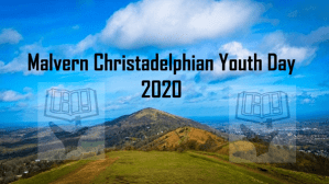 "Malvern Virtual Youth Day Saturday 17th october Theme ""Jeremiah - Standing up for God"" speaker Bro John Owen (Talks for youths) - 3 Videos"