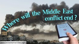 Where will the Middle East conflict end?
