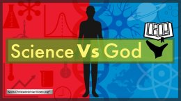 Science Vs God