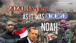 2020 Review: As it was in the days of Noah.