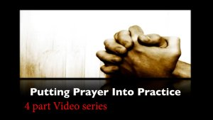 The Epistle Prayers - 4 videos