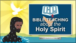 Bible Teaching on the Holy Spirit Enfield
