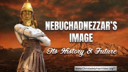 Nebuchadnezzar's image - it's history and future
